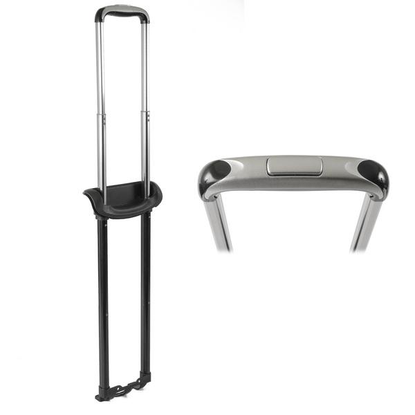 Телескопическая ручка для чемодана своими руками